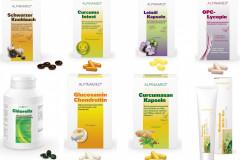 Produkte der Firma Alpinamed